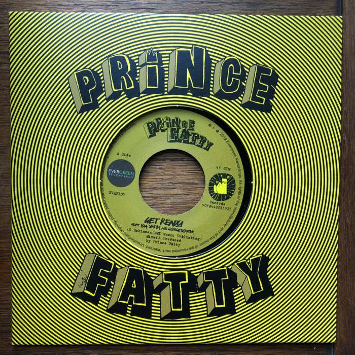 "Get Ready Ft. Big Youth & George Dekker - 7"" Vinyl + WAV Download - Prince Fatty"
