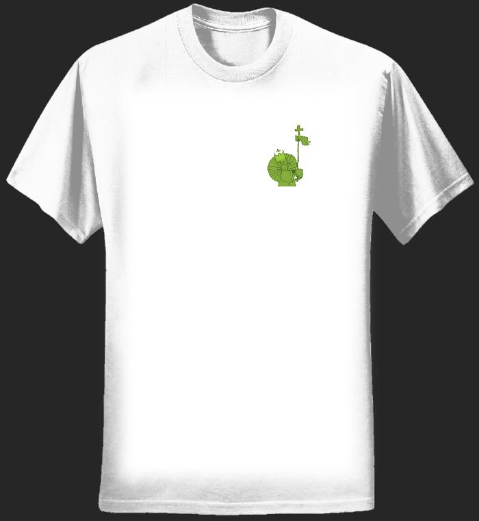 Lion Design T-shirt - Prince Fatty