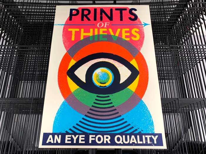 Prints of Thieves - An Eye For Quality - Prints of Thieves
