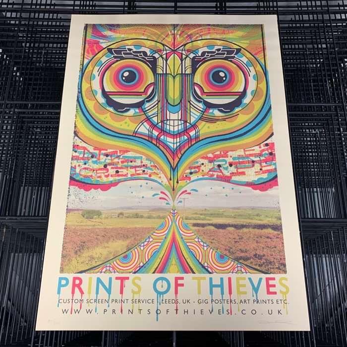 Prints of Thieves - Drew Millward - Prints of Thieves