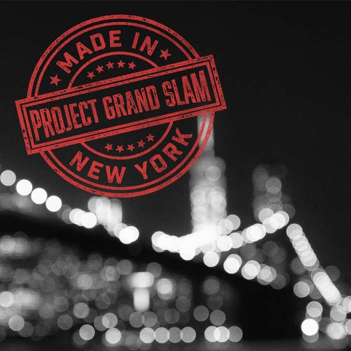Made In New York - Digital Download - Project Grand Slam