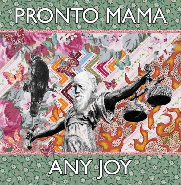 """12"""" Vinyl 'Any Joy' - Pronto Mama"""