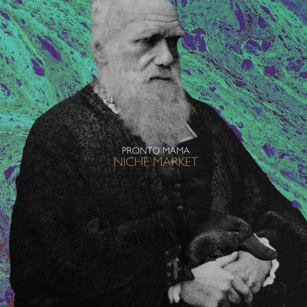 'Niche Market'- Physical EP - Pronto Mama