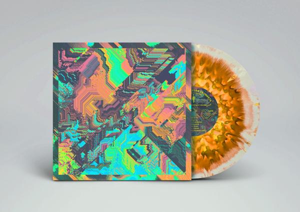 SHYGA! The Sunlight Mound - EU/ROW Splatter LP + Free Download - Psychedelic Porn Crumpets