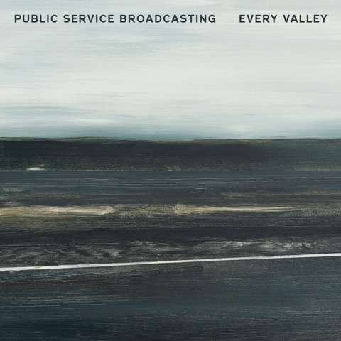 'Every Valley' CD & T-Shirt Bundle - PUBLIC SERVICE BROADCASTING USA