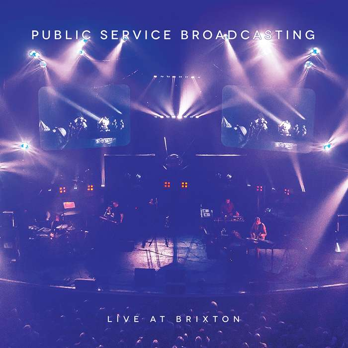 PSB Live At Brixton [Double CD + DVD] - PUBLIC SERVICE BROADCASTING USA