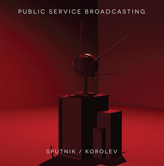 Sputnik / Korolev EP [CD] - PUBLIC SERVICE BROADCASTING USA