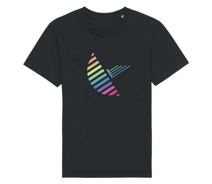PSB Rainbow T-Shirt - PUBLIC SERVICE BROADCASTING