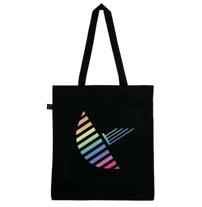 PSB Rainbow Tote Bag - PUBLIC SERVICE BROADCASTING