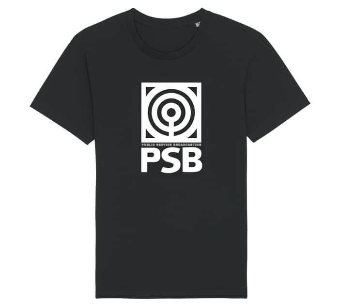 PSB SFB T-Shirt - PUBLIC SERVICE BROADCASTING