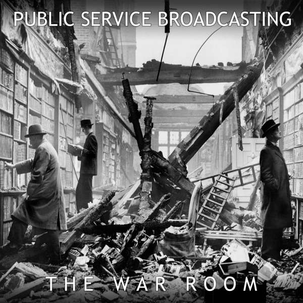 The War Room EP CD - PUBLIC SERVICE BROADCASTING
