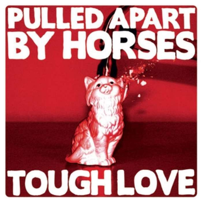 Tough Love - CD - Pulled Apart By Horses