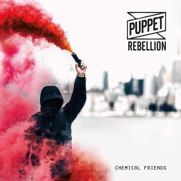 Debut Album - CD - Puppet Rebellion