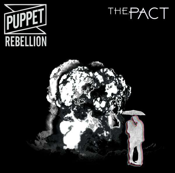 The Pact EP CD - Puppet Rebellion