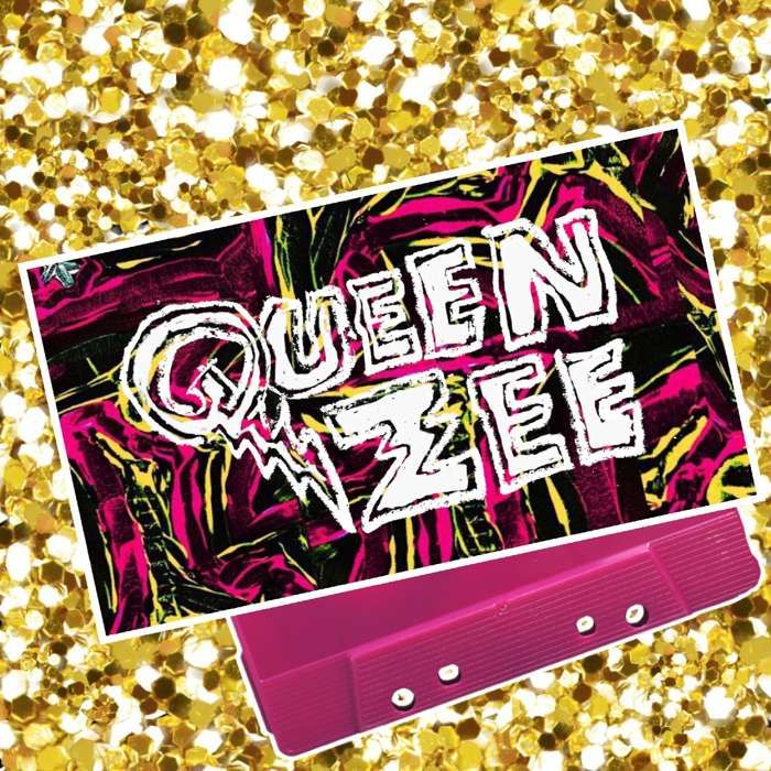 """QUEEN ZEE"" CASSETTE TAPE (LTD. EDITION) - Queen Zee"