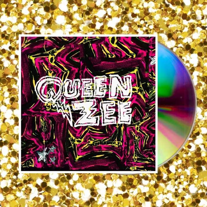 """""""QUEEN ZEE"""" CD - Queen Zee"""