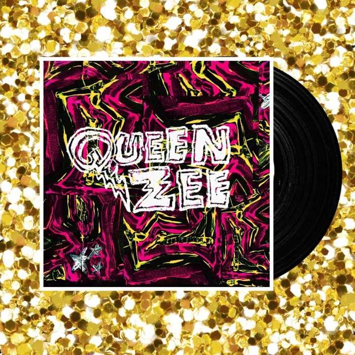 """""""QUEEN ZEE"""" VINYL LP (BLACK) - Queen Zee"""