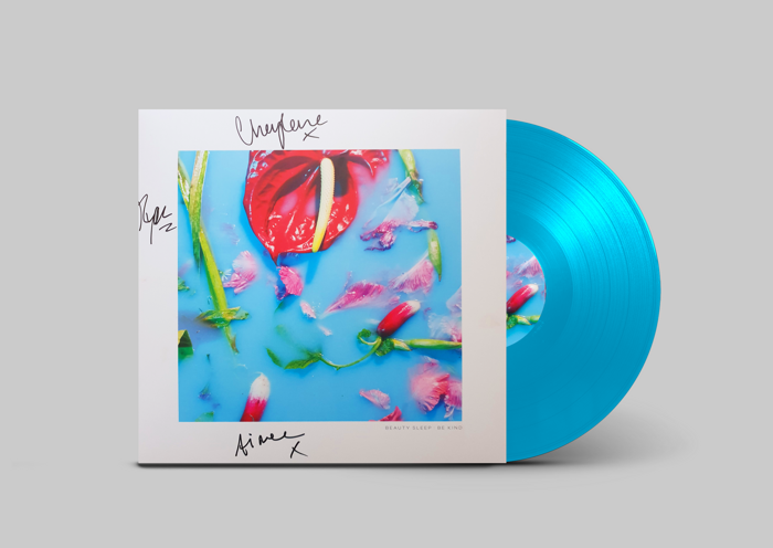 'Be Kind' Signed Vinyl - Quiet Arch