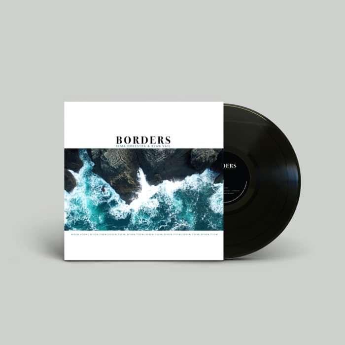 Borders - Vinyl - Quiet Arch