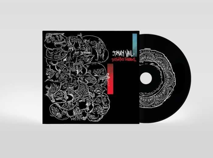 Distorted Shadows CD - Quiet Arch