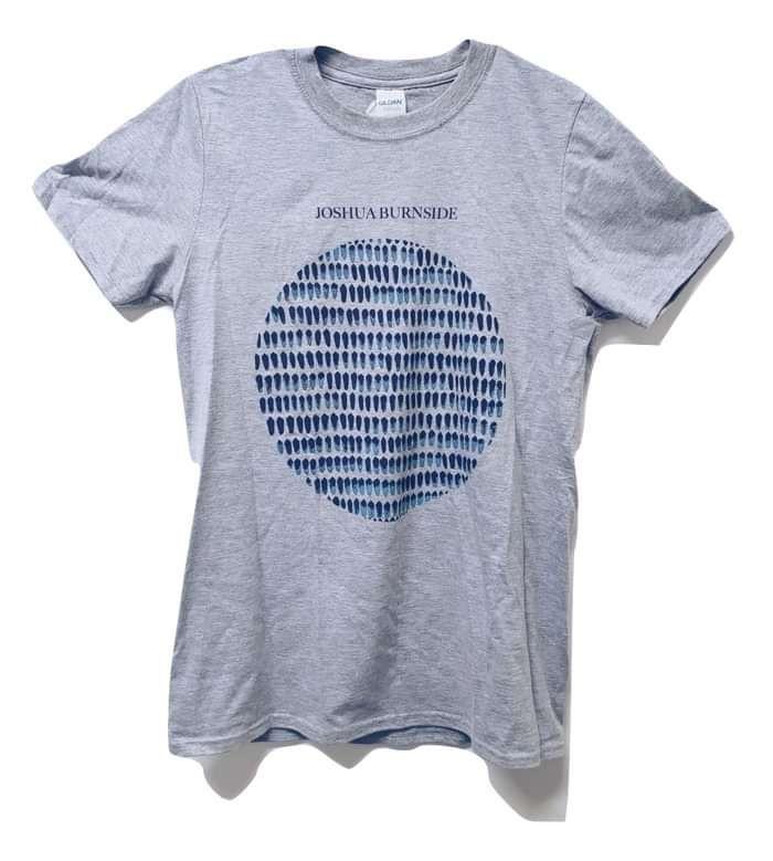 Grey T-Shirt - Quiet Arch