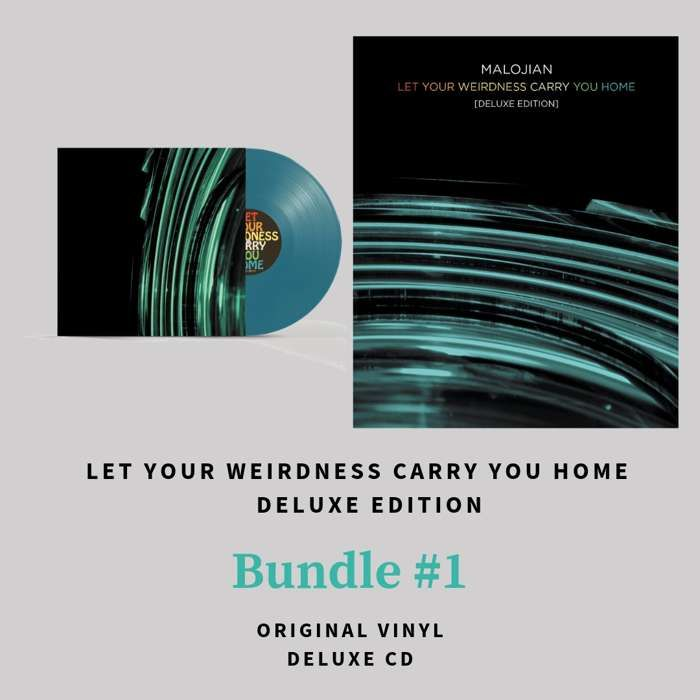 Let Your Weirdness Carry You Home (Deluxe Edition) BUNDLE #1 - Quiet Arch