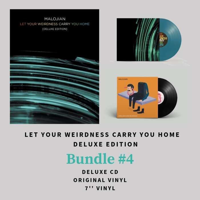 Let Your Weirdness Carry You Home (Deluxe Edition) BUNDLE #4 - Quiet Arch