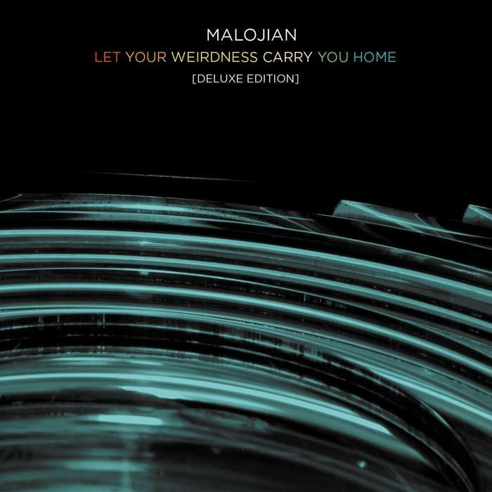 Let Your Weirdness Carry You Home (Deluxe Edition) CD - Quiet Arch