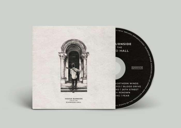 Live at the Elmwood Hall - CD - Quiet Arch