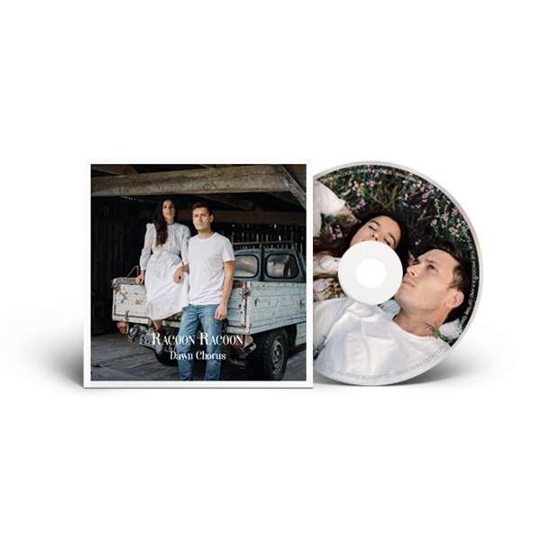 Compact Disc Digipack - Dawn Chorus EP - Racoon Racoon