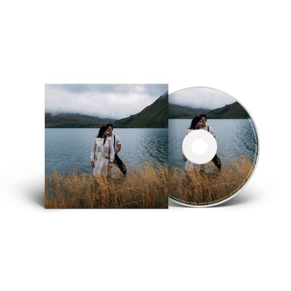 Compact Disc Digipack - Our Love's Funeral EP - Racoon Racoon