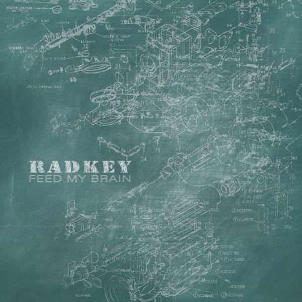 """Feed My Brain 7"""" Vinyl - Radkey"""