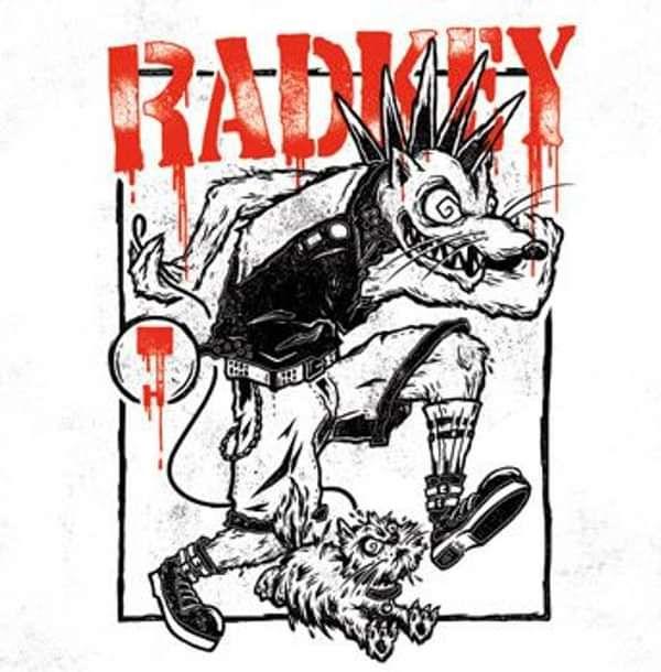 """Radkey 7"""" Vinyl - Radkey"""