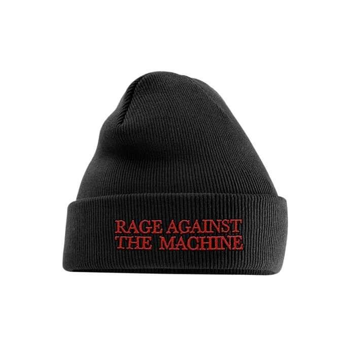Banner – Embroidered Cuff Beanie - Rage Against the Machine