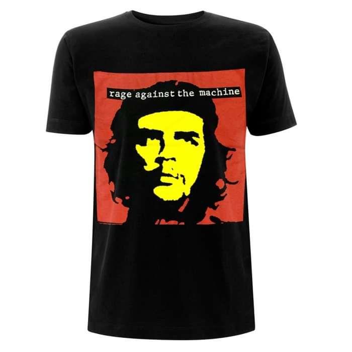 Che – Black Tee - Rage Against the Machine
