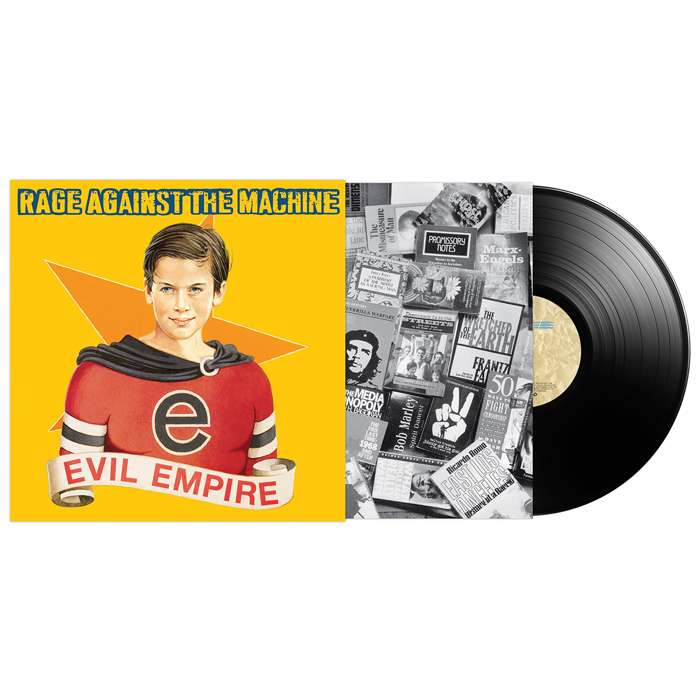 Evil Empire (Re-Mastered) – Vinyl - Rage Against the Machine