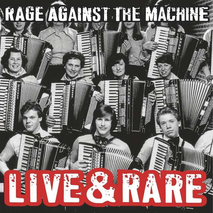 Live & Rare - Double Vinyl - Rage Against the Machine