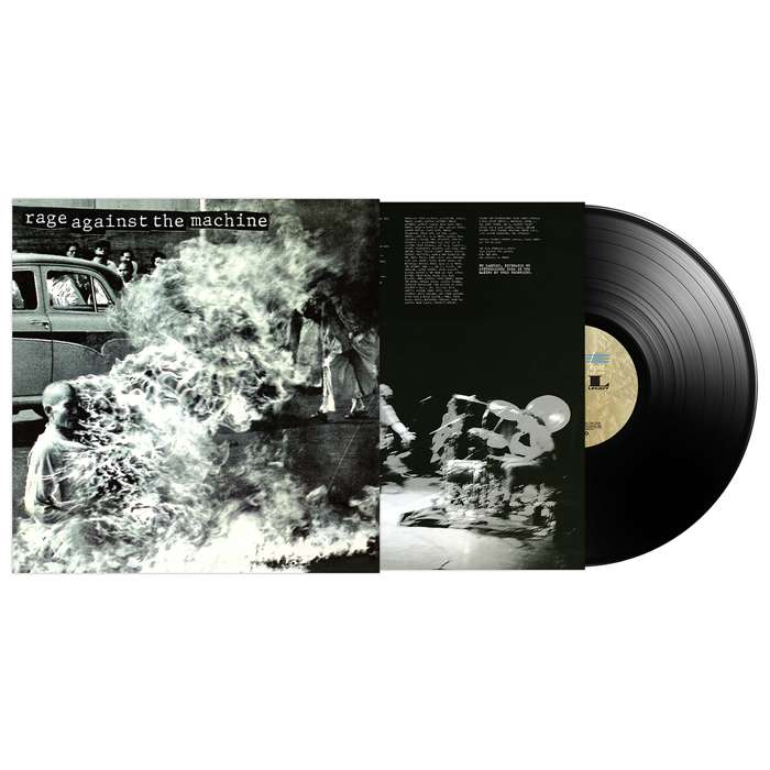 Rage Against The Machine (Re-Mastered) – Vinyl - Rage Against the Machine
