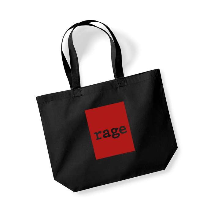 Red Square – Shopper Bag - Rage Against the Machine