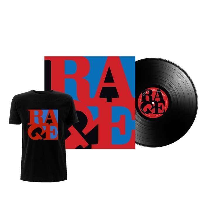 Renegades + T-shirt Bundle - Rage Against the Machine
