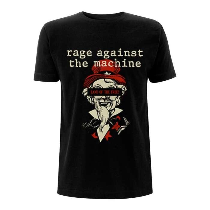 Sam Free – Tee - Rage Against the Machine
