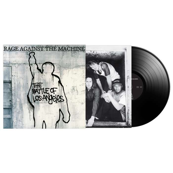 The Battle Of Los Angeles – Vinyl - Rage Against the Machine