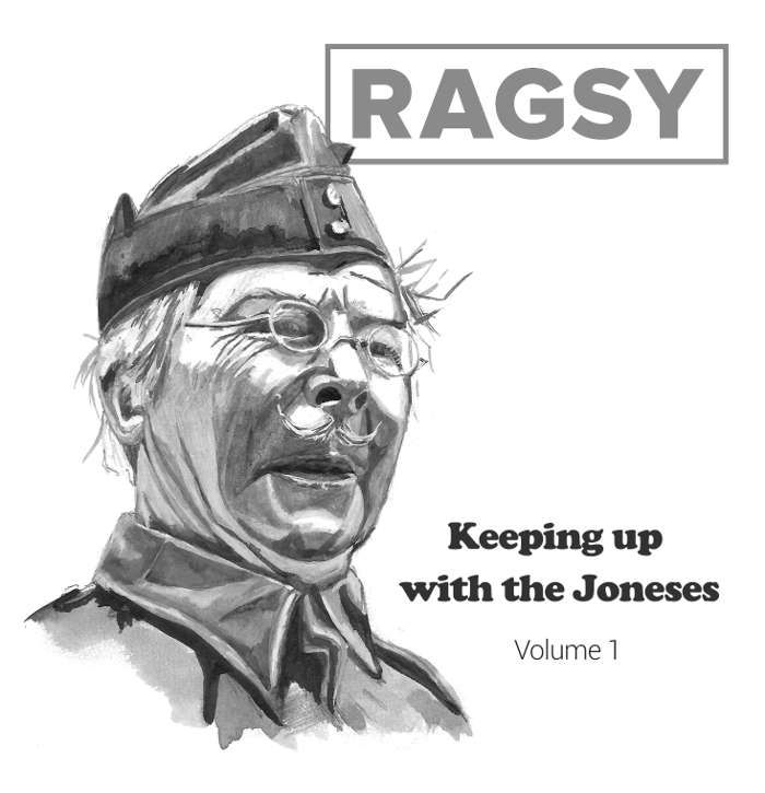 Keeping Up With The Joneses Volume 1 - RAGSY
