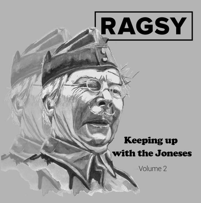Keeping Up With The Joneses - Volume 2 - RAGSY