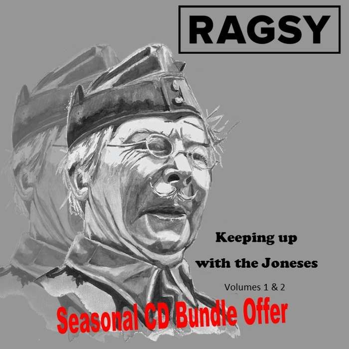Keeping Up With The Joneses - Volumes 1 & 2 CD Bundle - RAGSY