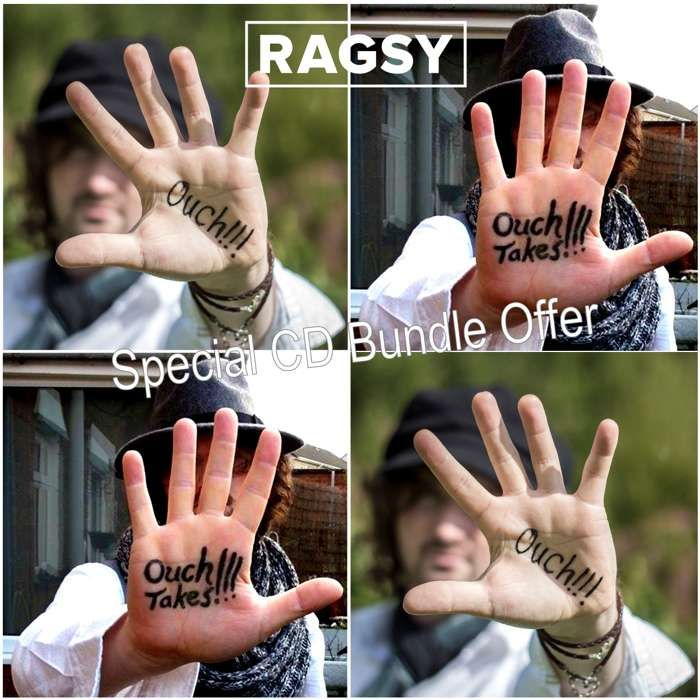 Ouch - takes!!! Special CD Offer Bundle - RAGSY