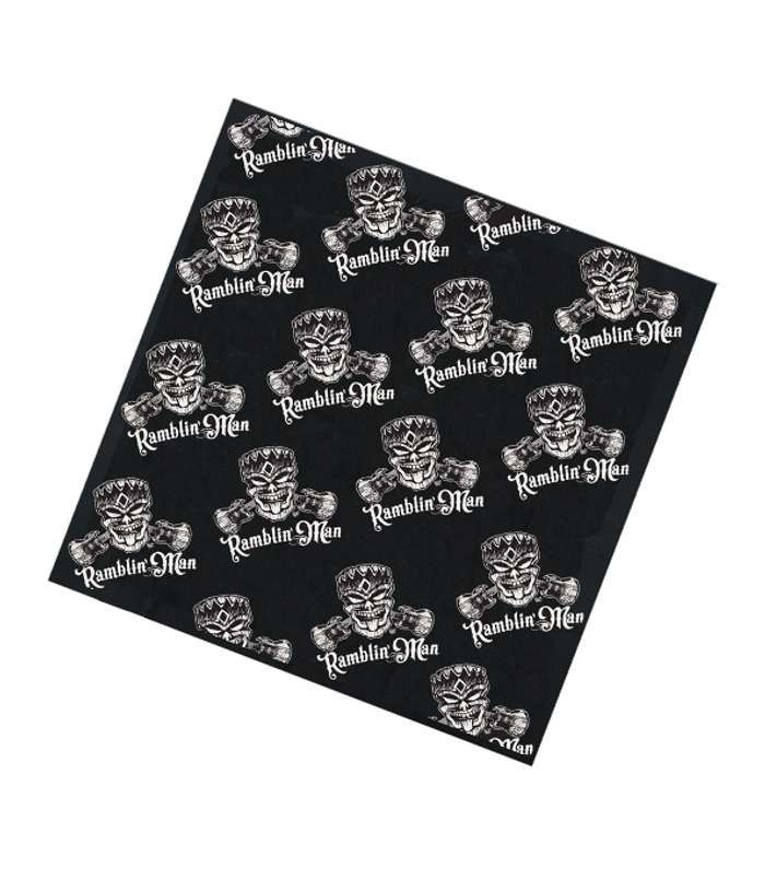 RMF Cross Guitars Bandana - Ramblin Man Fair