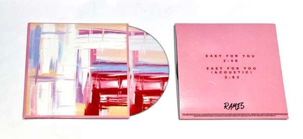 RAMES 'Easy For You' CD - RAMES