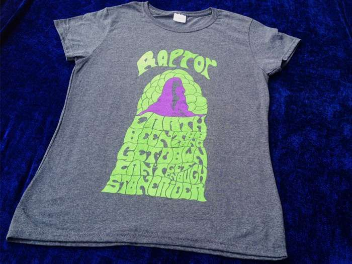 Raptor E.P. Psych Shirt - RAPTOR