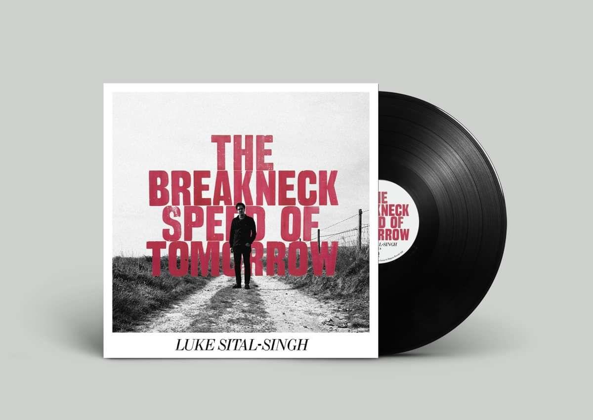 "Luke Sital-Singh - The Breakneck Speed Of Tomorrow EP (10"" Vinyl) - Raygun Records"